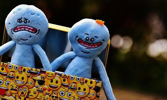 Rick and Morty en el Instituto de Inteligencia Emocional